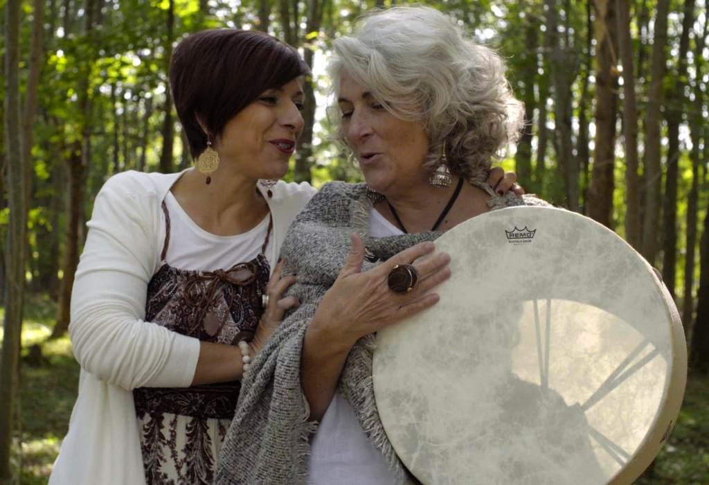 Odette Di Maio e Laura Schmidt